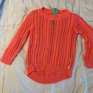Girls cotton on knitted sweater